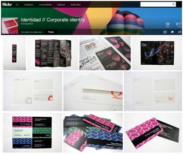 ventajas de flickr - trabajos realizados
